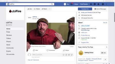 ubiFire - Video Production Lehigh Valley PA