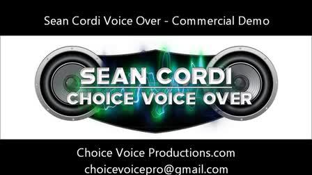 Sean Cordi Commercial Demo