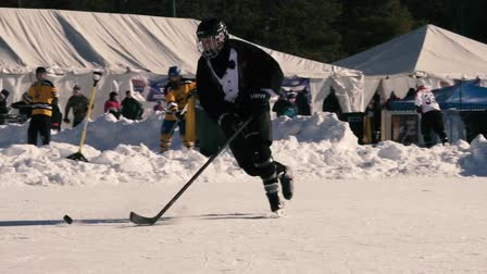 Eagle River Pond Hockey Promo Video