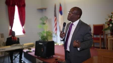Pastor ceremony
