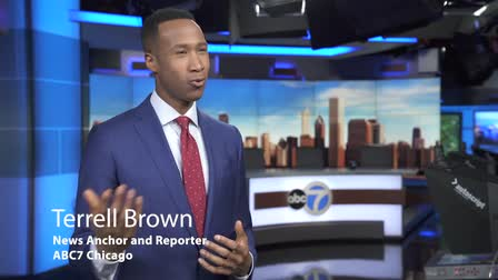 Terrell Brown - ABC New Anchor | ProductionHUB