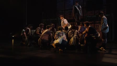 "Civic presents Disney's ""Newsies"": Meet Jack Kelly"