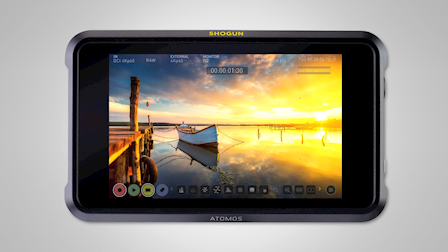 Atomos Debuts the Shogun 7 Monitor Recorder Switcher at NAB 2019