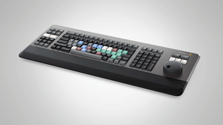 Blackmagic Design Introduces DaVinci Resolve Editor Keyboard at NAB 2019