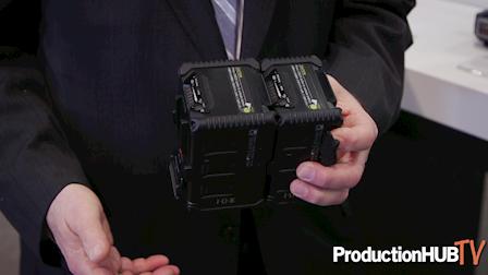 IDX Announces IPL-98 & IPL-150 PowerLink Batteries at NAB 2019