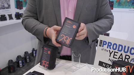 bebob Debuts New 24v B-Mount Batteries at NAB 2019