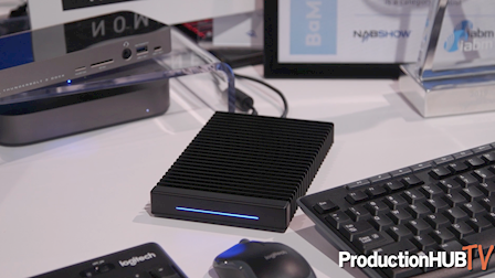 OWC Showcases Dual Thunderbolt 3 ThunderBlade at NAB 2019