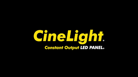 Fluotec Spotlights Their CineLight Studio 60 & Studio 120 Quad Fixtures at NAB 2019