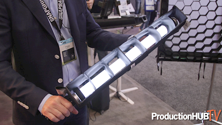 DoPchoice Intros More Light Shapers & Honeycomb SNAPGRIDS at NAB 2019