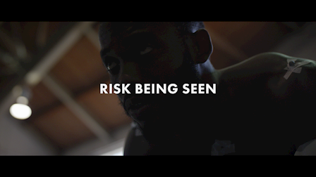 Risk Being Seen: Documentary Reel