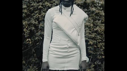 The Silence is Black and White: A Fashion Film (2019)