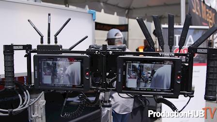 Hypermedia International Showcases Vaxis Storm 3000 Wireless Kit at Cine Gear LA 2019
