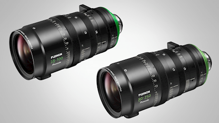 Fujifilm Introduces the Premista Series Cinema Zoom Lenses at Cine Gear LA 2019
