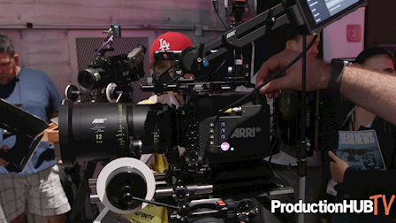 ARRI Expands Large Format Camera Systems with ALEXA Mini LF