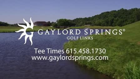 Gaylord Springs Golf Links