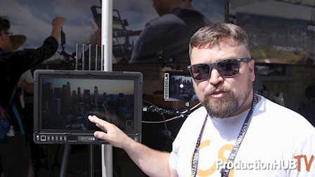 "SmallHD Unveils 13"" and 17"" Monitors with Integrated Teradek Receivers at Cine Gear LA 2019"