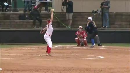 Houston vs Tulsa Softball
