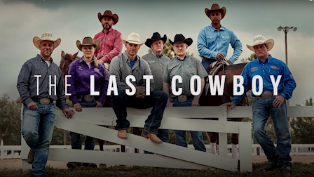 The Last Cowboy Trailer | Paramount Network