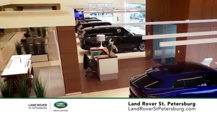 Land Rover of St Pete