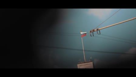 Vlog Opener Self Shot BROLL - Moscow