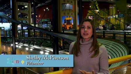 Michigan Science Center - Inside the Volunteer Program