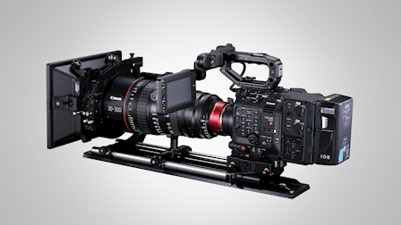 Canon Introduces the Full Frame 5.9K C500 Mark II at IBC 2019