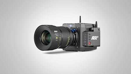 ARRI Begins Shipments of ALEXA Mini LF Cameras at IBC 2019
