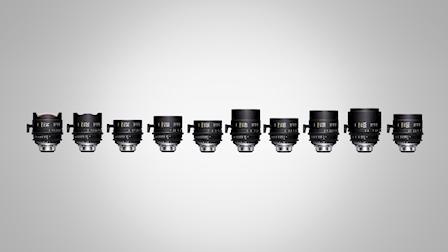 Sigma Showcases New Full Frame Classic Prime Lenses at IBC 2019