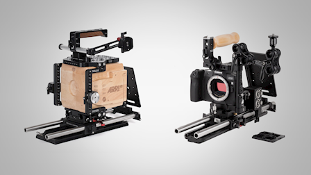 Wooden Camera Creates Accessories for the ARRI Alexa Mini LF & Canon EOS R at IBC 2019