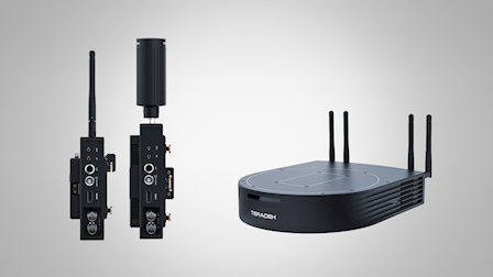 Teradek Showcases Zero Delay 4K HDR Wireless Video Transmission with Orbit at IBC 2019