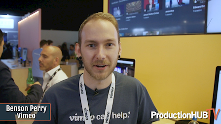 Vimeo Shows Off Video Review Tool & User Showcases at IBC 2019