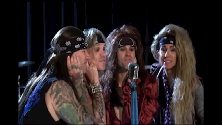 STEEL PANTHER - Music Video