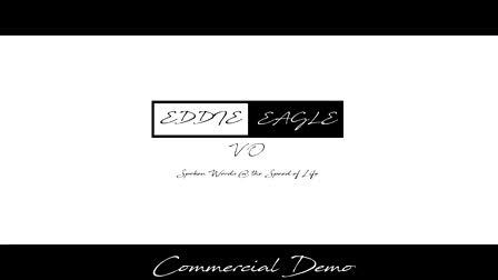 Eddie Eagle Signature Commercial VO Demo