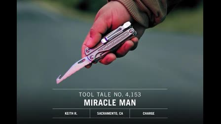 Miracle Man - Leatherman Brand