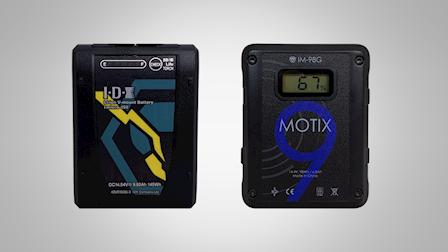 IDX Showcases the New Imicro & Motix Battery Lines at NAB NY 2019