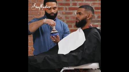 Shea Moisture Men - How To/Tutorial Video - How To Use Your Barber's Favorites