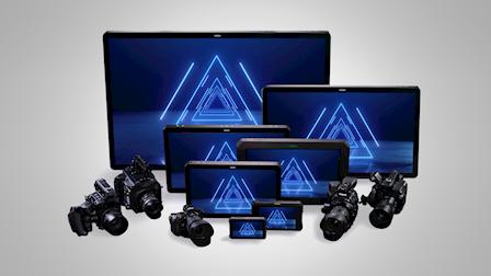 Atomos Showcases the Neon HDR Cinema Monitor/Recorder at NAB NY 2019