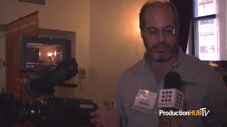 Abel Cine Tech - Createasphere 2010