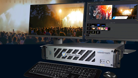 Telestream Showcases the Next Generation of Wirecast Gear at NAB NY 2019