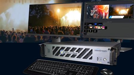 Telestream Showcases the Next Generation of Wirecast Gear at NAB NY 2019