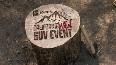 Toyota Commercial - California Wild Man