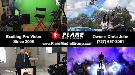 Flare Media Group Demo Reel