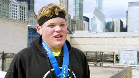 Team Healthy Kids: Ethan's Marathon Story