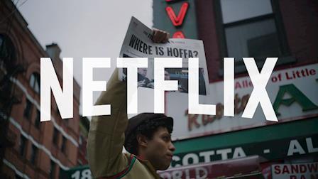 """Netflix - The Irishman """"Little Italy Takeover"""""""