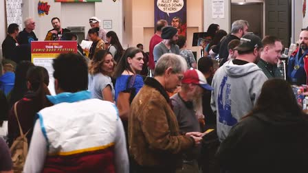 2019 Vegas Valley Comic Book Festival Highlights
