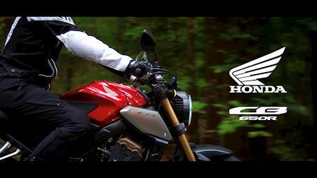 Honda Powersports / CB650R