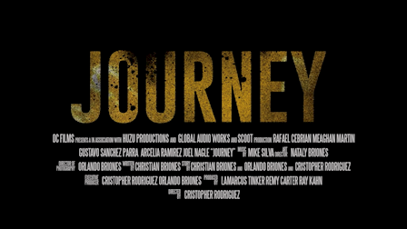 Journey - Feature Film Trailer