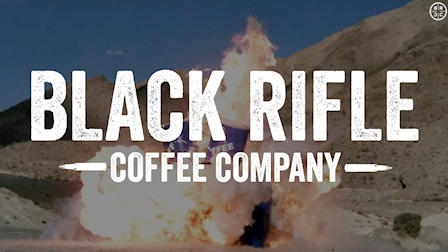 Black Rifle Coffee Company Reel