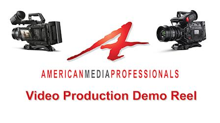 American Media Professionals Demo Reel