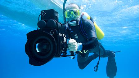 Underwater Cinematographer Work